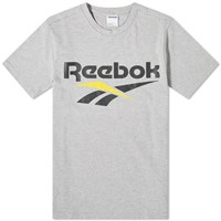 Reebok Vector Tee Grey