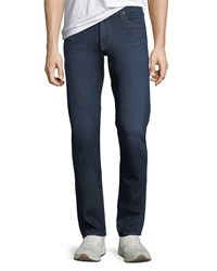 Ag Adriano Goldschmied Tellis Modern Slim Straight Leg Jeans In Burroughs Wash