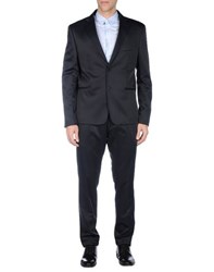Roberto Pepe Suits And Jackets Suits Men Dark Blue