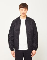 Only And Sons Nabas Bomber Jacket Black