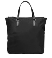 Michael Kors Kent Large Nylon Tote Black