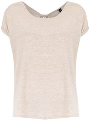 Lygia And Nanny Camiseta Gold Dilly Neutrals