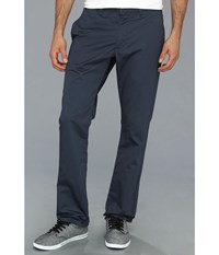Rvca The Week End Pant Midnight Men's Casual Pants Navy