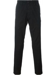 Carhartt Rolled Up Trousers Black