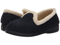 Spring Step Isla Navy Women's Slippers