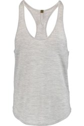 Soyer Cashmere Tank Gray