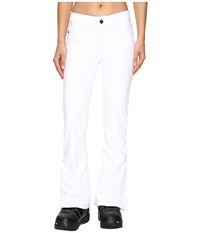 Obermeyer Bond Pants Ii White Women's Casual Pants