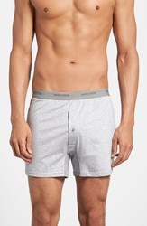 Men's Nordstrom Supima Cotton Boxers Grey