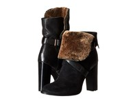 Calvin Klein Jeans Tanya Black Natural Women's Pull On Boots