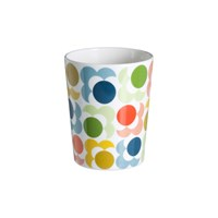 Orla Kiely Multi Shadow Flower Beaker