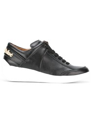 See By Chloe Concealed Wedge Sneakers Black