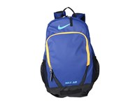 Nike Team Training Max Air Large Backpack Deep Royal Blue Hyper Pink Omega Blue Backpack Bags
