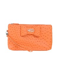 Braccialini Tua By Handbags Orange