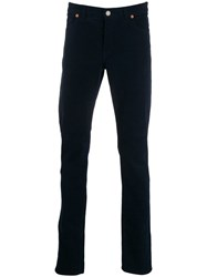 Zadig And Voltaire Corduroy Trousers Blue