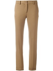 P.A.R.O.S.H. 'Lilyxy' Trousers Nude Neutrals