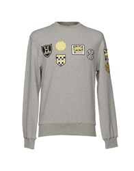 Husky Sweatshirts Light Grey