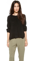 Ramy Brook Sierra Sweater Black