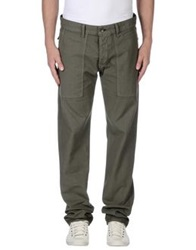 Rag And Bone Rag And Bone Casual Pants Military Green