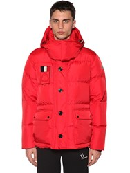 Moncler Dary Down Jacket Red