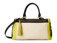 Steve Madden Bdollee Satchel Citron Satchel Handbags Yellow