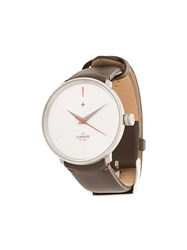 Commune De Paris Vendemiaire Watch Brown
