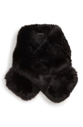 Halogen Faux Fur Scarf
