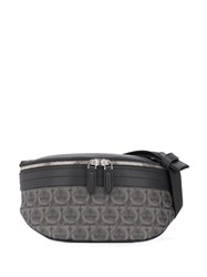 Salvatore Ferragamo Large Belt Bag Black