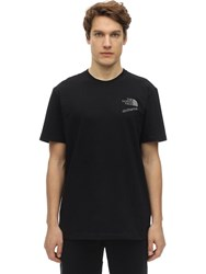 The North Face Extreme Cotton Jersey T Shirt Black