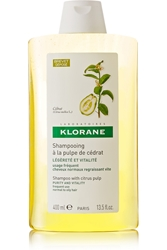 Klorane Shampoo With Citrus Pulp 400Ml
