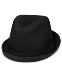Levi's Men's Canvas Fedora Black