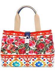 Dolce And Gabbana Shopping Tote