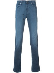 J Brand Degrade Jeans Blue
