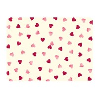 Emma Bridgewater Pink Hearts Placemats Set Of 4