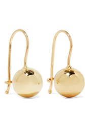 Grace Lee Tama 14 Karat Gold Earrings One Size