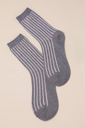 Becksondergaard Dean Striped Socks Rose