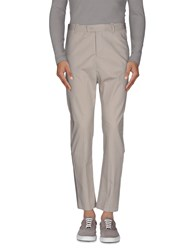 Hotel Trousers Casual Trousers Men Light Grey