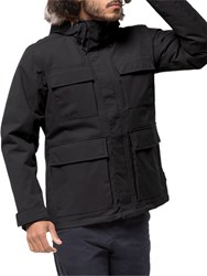 Jack Wolfskin Point Barrow 'S Jacket Black