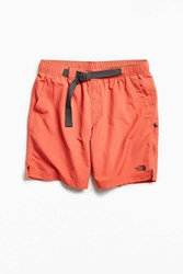 The North Face Class V Belted Nylon Short Rust