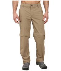 Marmot Transcend Convertible Pant Long Desert Khaki Men's Casual Pants