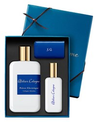 Atelier Cologne Poivre Electrique Cologne Absolue 200 Ml With Personalized Travel Spray 30 Ml Yellow