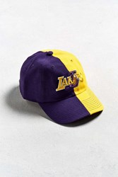 47 Brand '47 Split Los Angeles Lakers Baseball Hat Purple