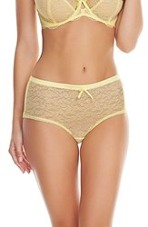 Freya Women's Fancies Hipster Panty Lemon Sorbet