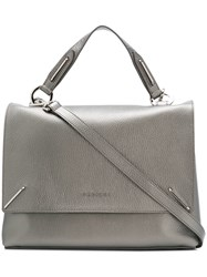 Orciani Metallic Handbag