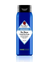 Dry Down Friction Free Powder 6 Oz. Jack Black