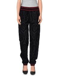 Suoli Casual Pants Black