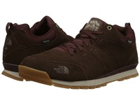 The North Face Back To Berkeley Redux Sneaker Desert Palm Brown Bitter Chocolate Brown Men's Shoes
