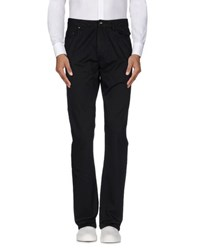 Geox Trousers Casual Trousers Men Black