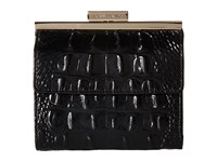 Brahmin Tasha Wallet Black Wallet Handbags