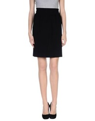 Sonia By Sonia Rykiel Knee Length Skirts Black
