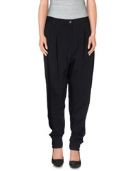 Pf Paola Frani Trousers Casual Trousers Women Black